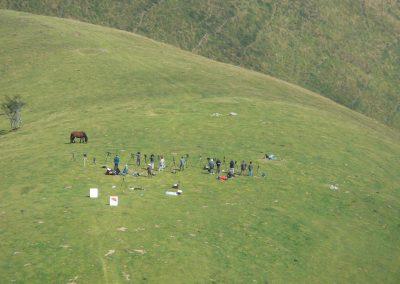 Vista aérea de Organbidexka