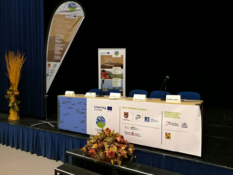 Reunión participativa sobre ecoturismo en Auritz/Burguete