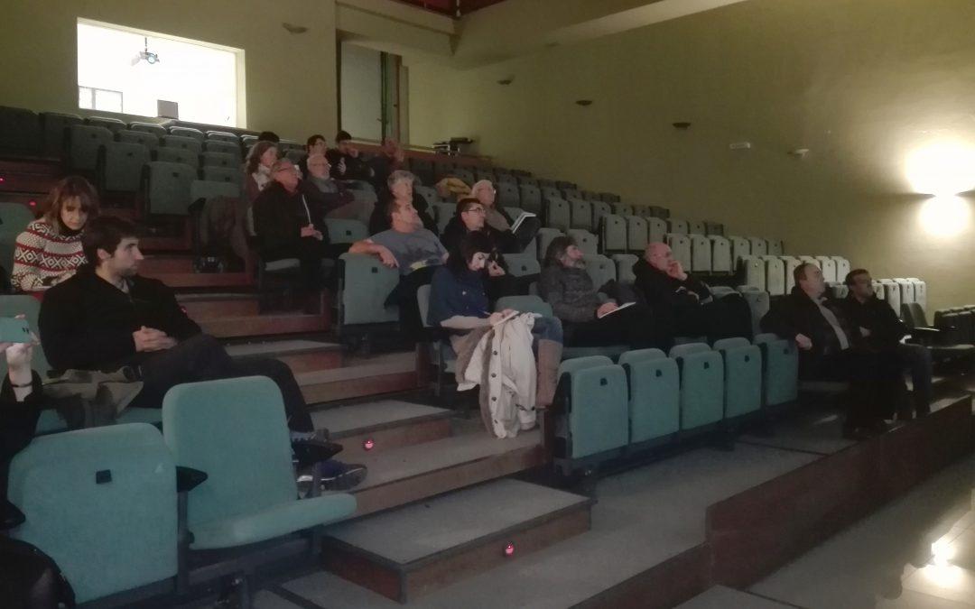 Jornada participativa sobre ecoturismo en Auritz/Burguete
