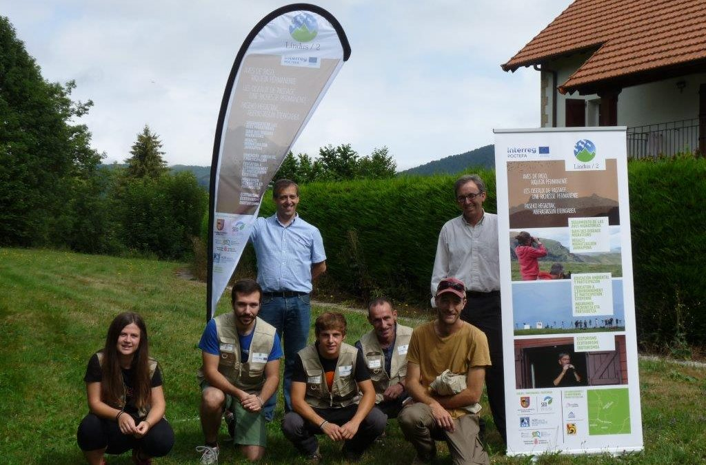La campagne de bénévolat dans le mont Lindus commence